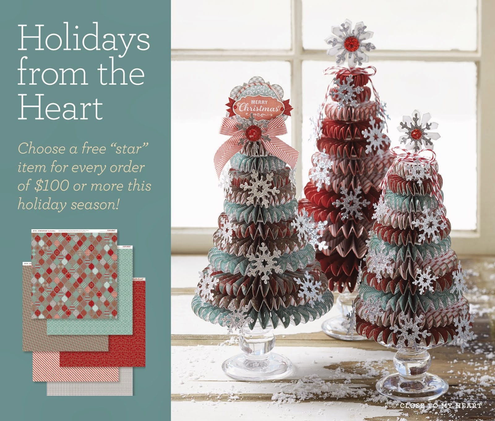 Holidays from the Heart Catalog