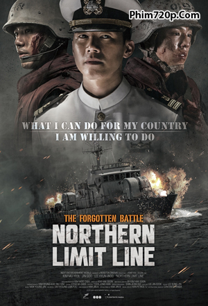 Northern Limit Line 2015 poster