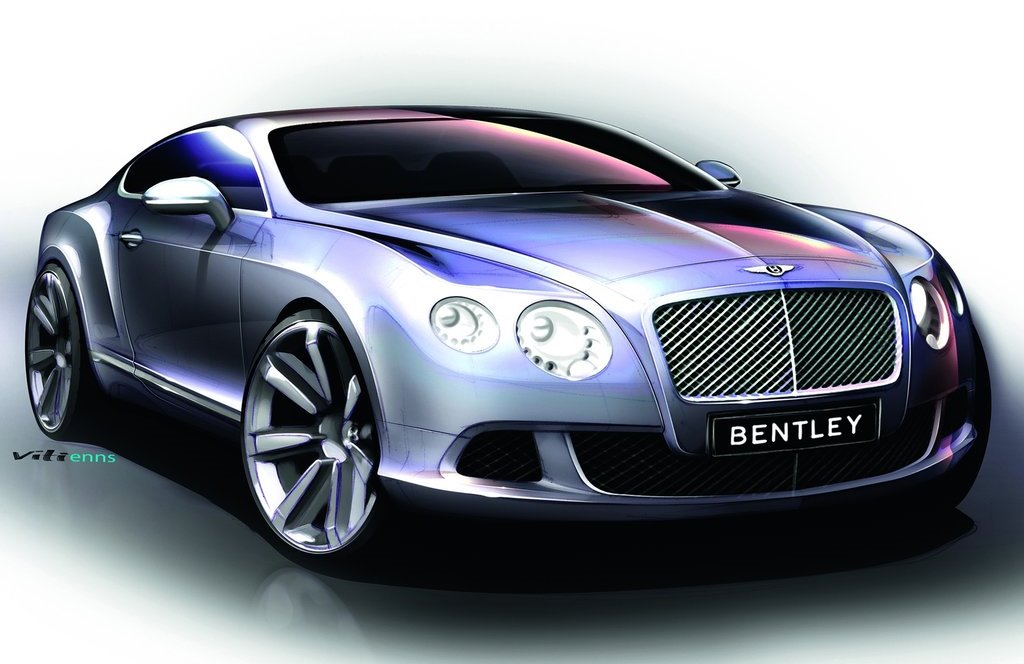 Car Bike Reviews Bentley Continental Gt Launched In