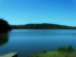 Represa do Faxinal, em Ana Rech, Caxias do Sul.