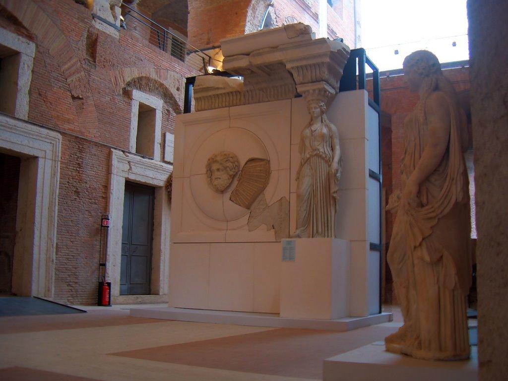 Mercati di Traiano: visite guidate x bambini Roma 03/02/2013