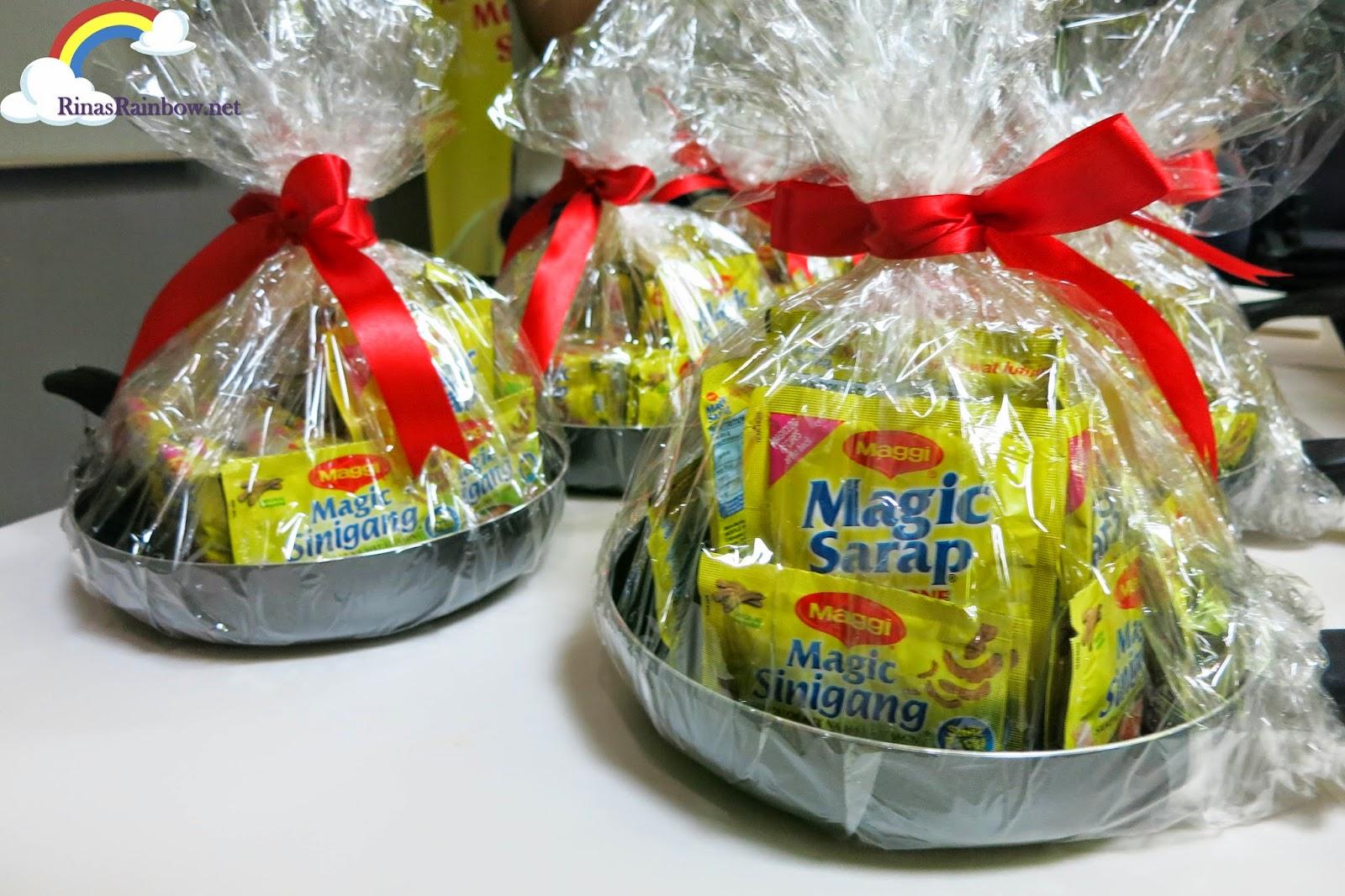 maggi gift pack