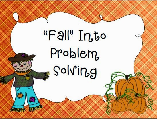 http://www.teacherspayteachers.com/Product/Fall-Into-Problem-Solving-912140