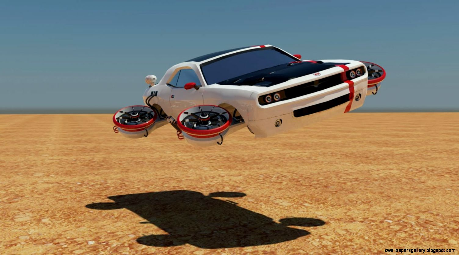 Future Flying Cars 2013
