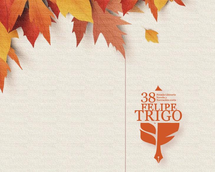 38 EDICIÓN PREMIO FELIPE TRIGO