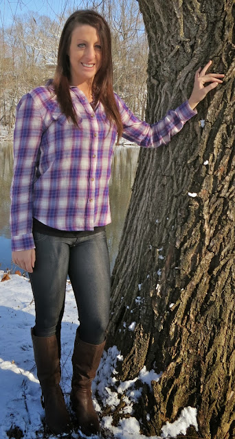 Boots, Fashion, flannel, ootd, Outfit Ideas, outfit of the day, Outfits, plaid, what i wore, winter fashion,