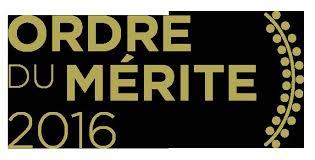 Ordre du merite 2016