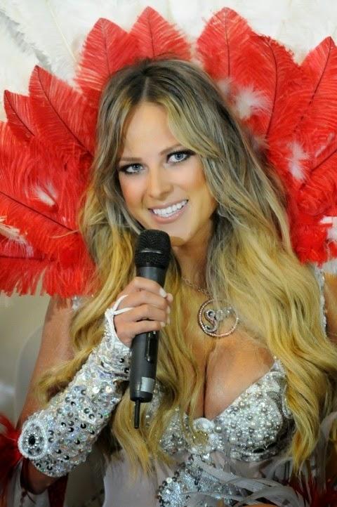 Vanessa Huppenkothen: la periodista deportiva y modelo mexicana con la que se relaciona a Cristiano Ronaldo , chicas sexys 1x2