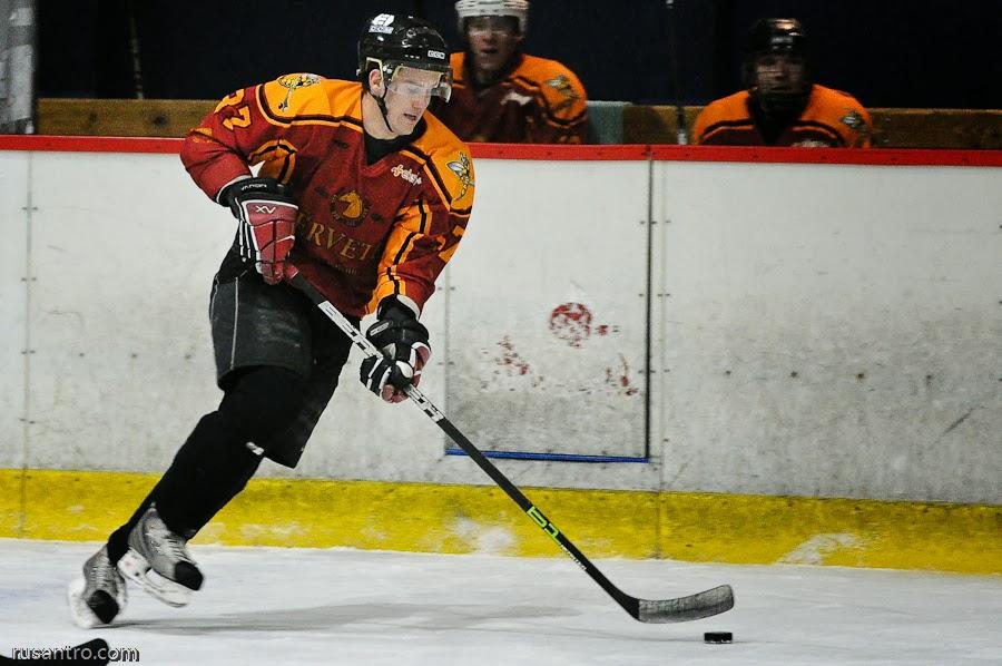 Entuziastu hokeja līgas EHL RZ divīzijas Austrumu un Rietumu konferences Tērvete DAX Logistic
