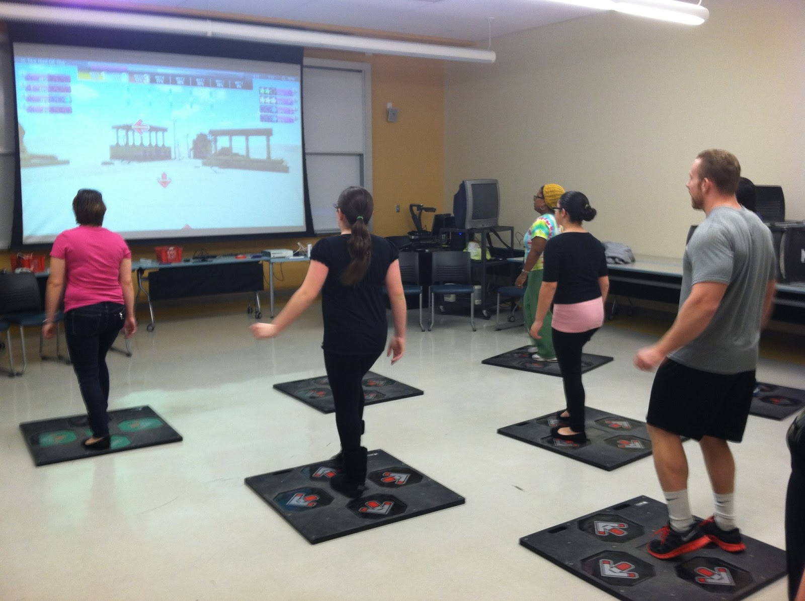 exergaming as physical activity