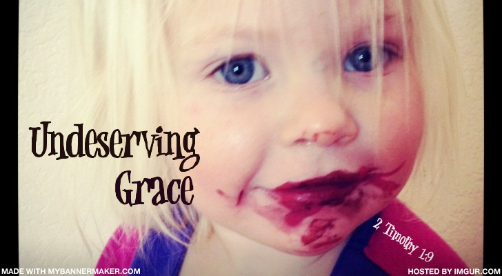 Undeserving Grace