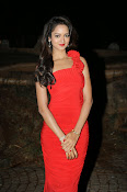 Glamorous Shanvi latest photos in Red-thumbnail-10