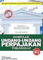 ajibayustore  Judul Buku : Kompilasi Undang-Undang Perpajakan Terlengkap, Edisi Terbaru 2015 Pengarang : Primandita Fitriandi - Yuda Aryanto - Agus Puji Priyono Penerbit : Salemba Empat