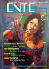 Publicación de mis poemas en revista ENTE