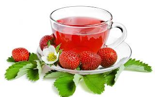 zumo de fresa para adelgazar
