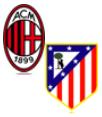 Live Stream AC Mailand - Atletico Madrid