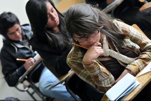 Proceso de admisión UNAL primer semestre de 2012