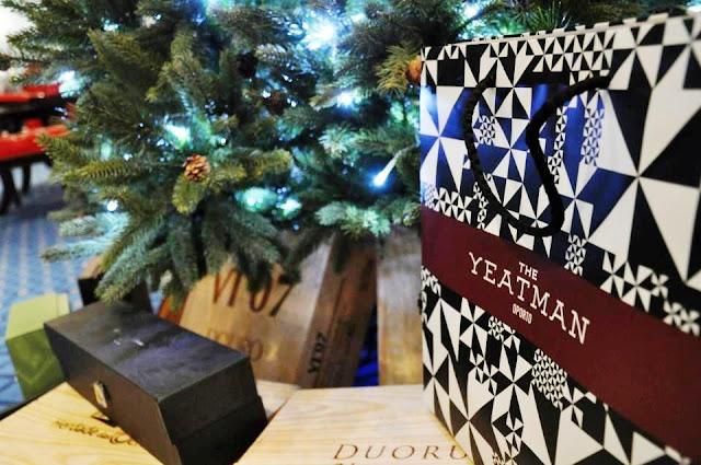 Divulgação: Christmas Wine Experience: o Natal chega mais cedo ao The Yeatman - reservarecomendada.blogspot.pt