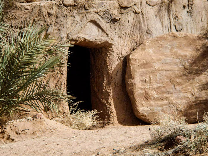 Was Jesus  Tomb Found Empty after His Death and Burial Empty Tomb Wallpaper