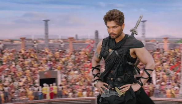 Rudhramadevi 2015 Full Telugu Movie Free Download