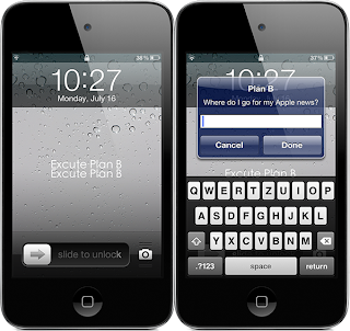 Plan B iOS 6