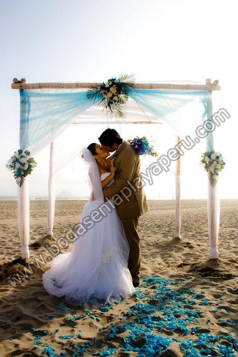 Matrimonio Simbolico En La Playa Peru : Bodas en la playa perú boda arica