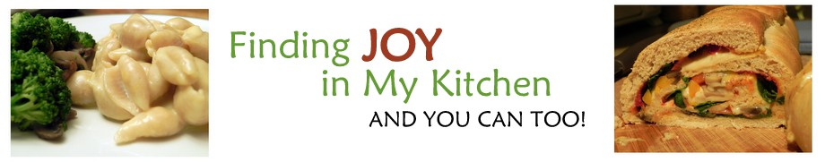 Finding Joy in My Kitchen