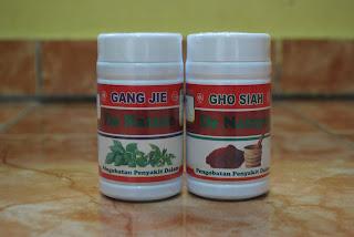 Agen resmi obat sipilis Gang Jie & Gho Siah