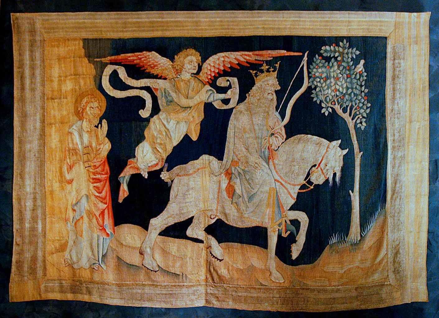Tapeçarias do Apocalipsis, Angers
