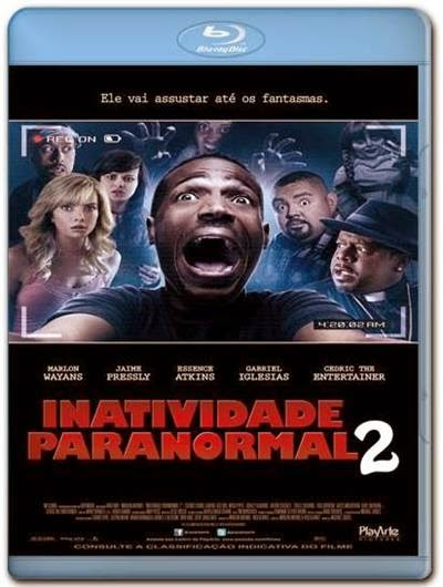 Inatividade Paranormal 2 AVI BRRip + Bluray 720p e 1080p + Legenda