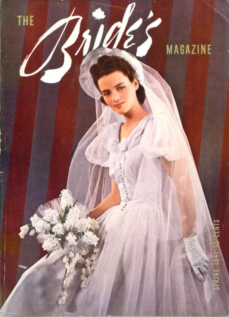 1940s Vintage Wedding Dresses 43 Marvelous Vintage Bridal Inspiration u