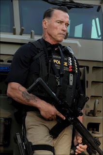 Arnold Schwarzenegger vuelve al cine