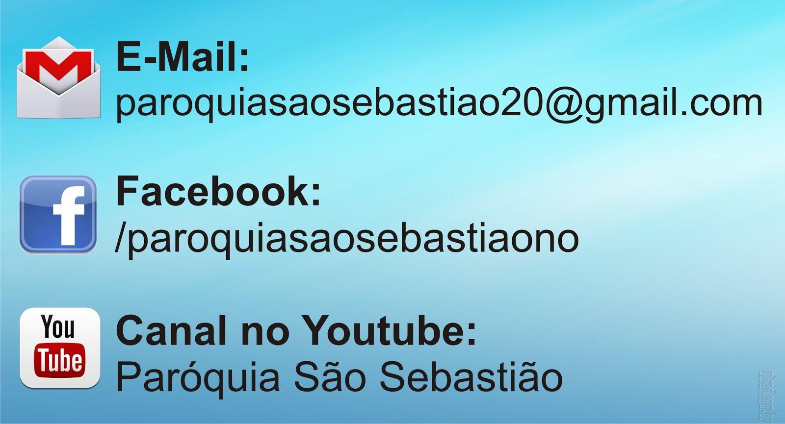 E-mail e Redes Sociais