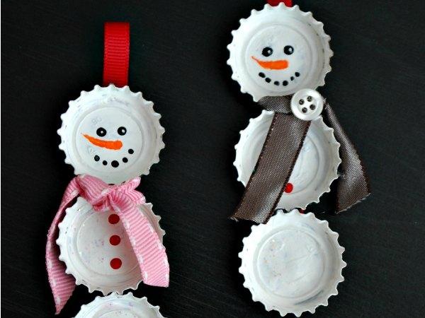19 ideas de bricolaje para adornar tu casa en navidad for Decoraciones de navidad para hacer en casa