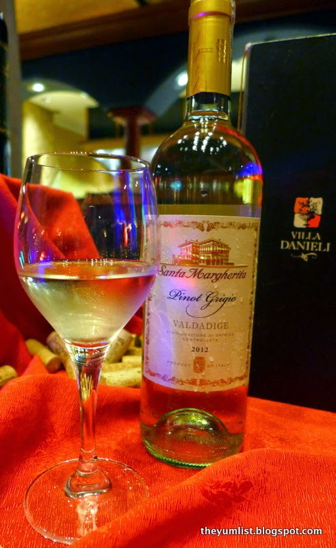 Villa Danieli and Santa Margherita Wine Pairing
