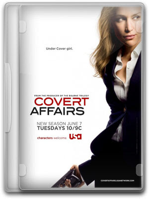Download Covert Affairs capa baixar