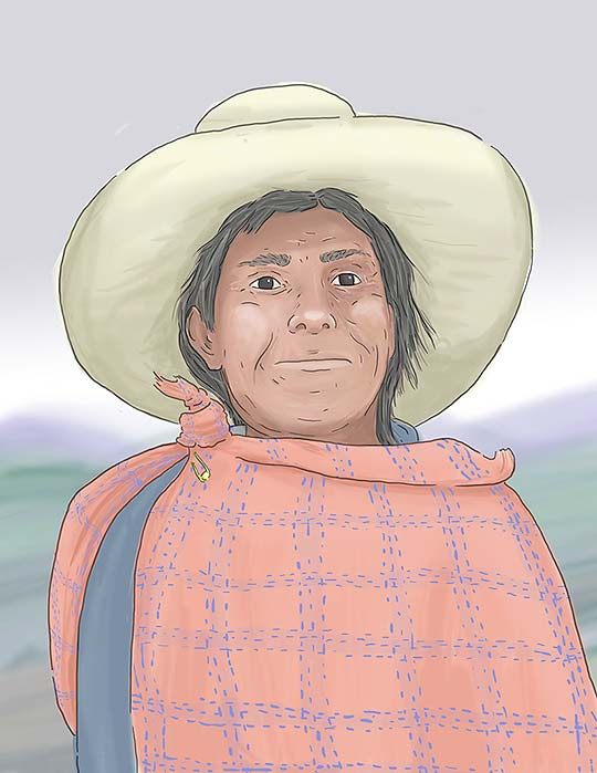 Ilustración de Mauro Rojas