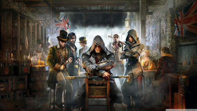 Assassins Creed Syndicate 4 1366x768 High Definition