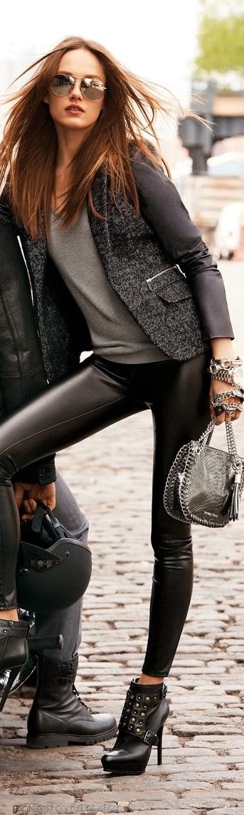 leather...lux