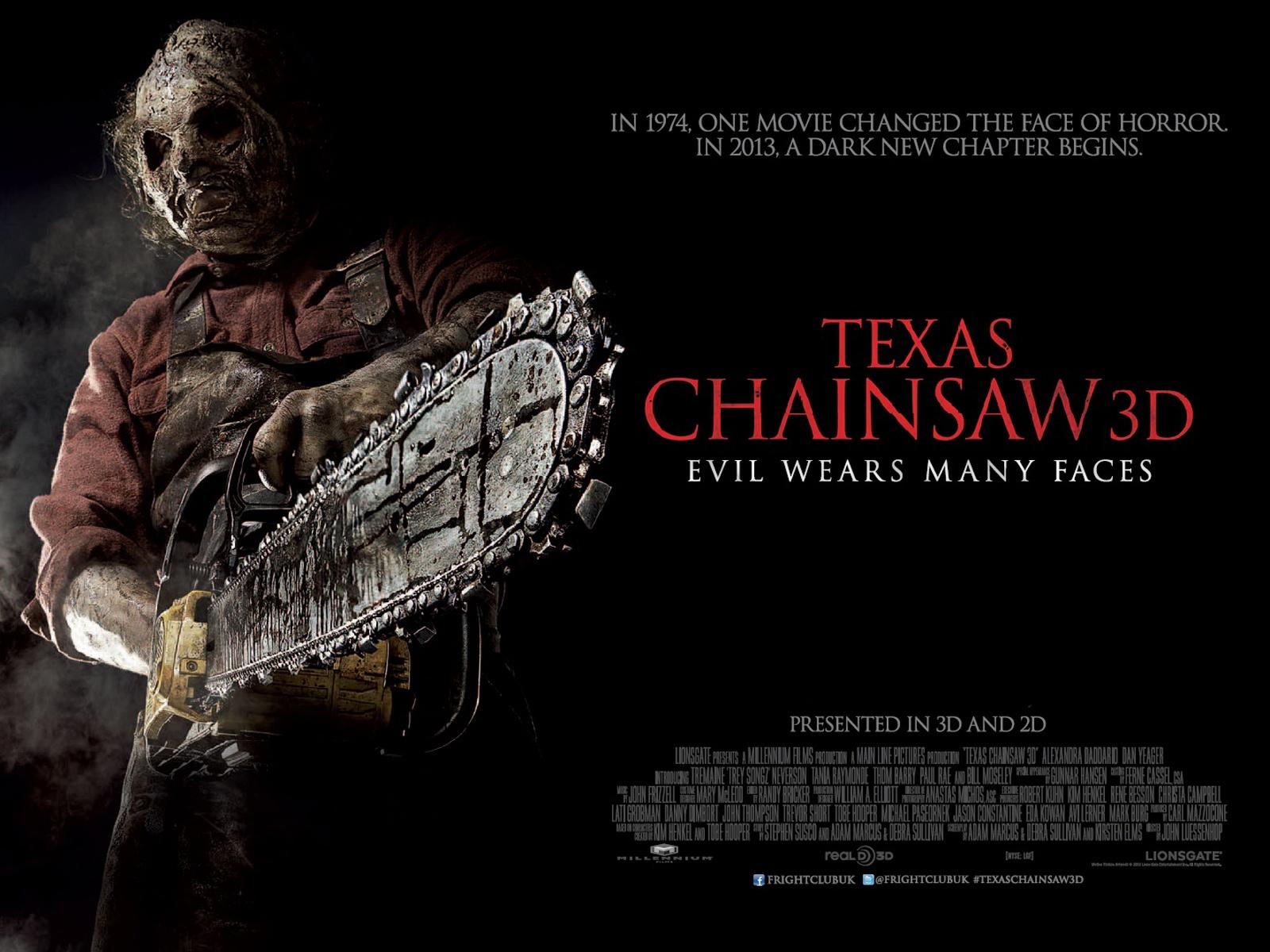darkmatters - the mind of matt: darkmatters review: texas chainsaw 3d