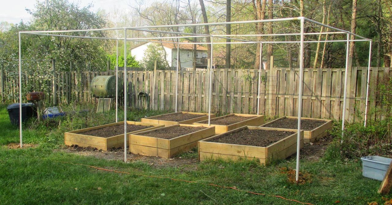 More Garden Enclosure   The Door