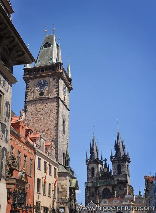 Monumentos-Praga