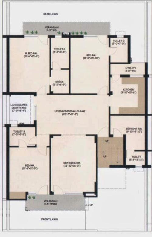 Wave City Floor Plan 5