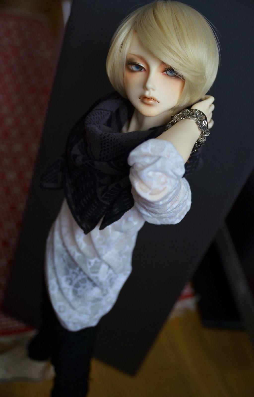 yeon ho doll