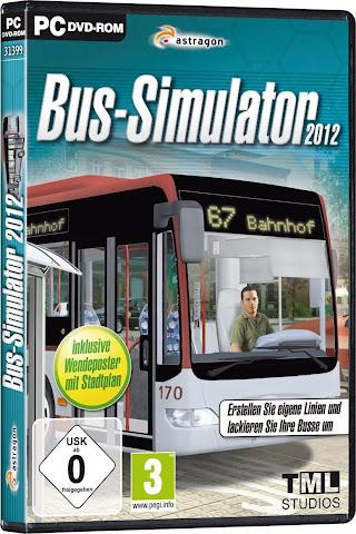 Descargar Bus Simulator PC Game Español ISO JAGUAR
