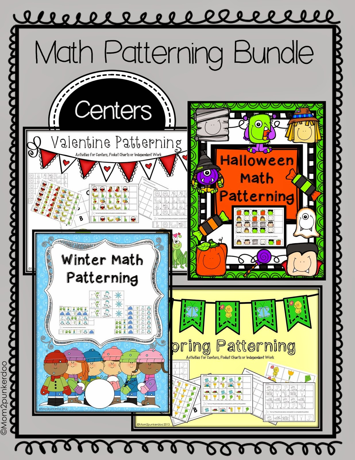 math activities patterns