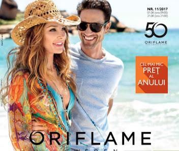 Catalog Oriflame C11 2017