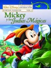 Las aventuras de Bongo Mickey y las judias magicas (1947)
