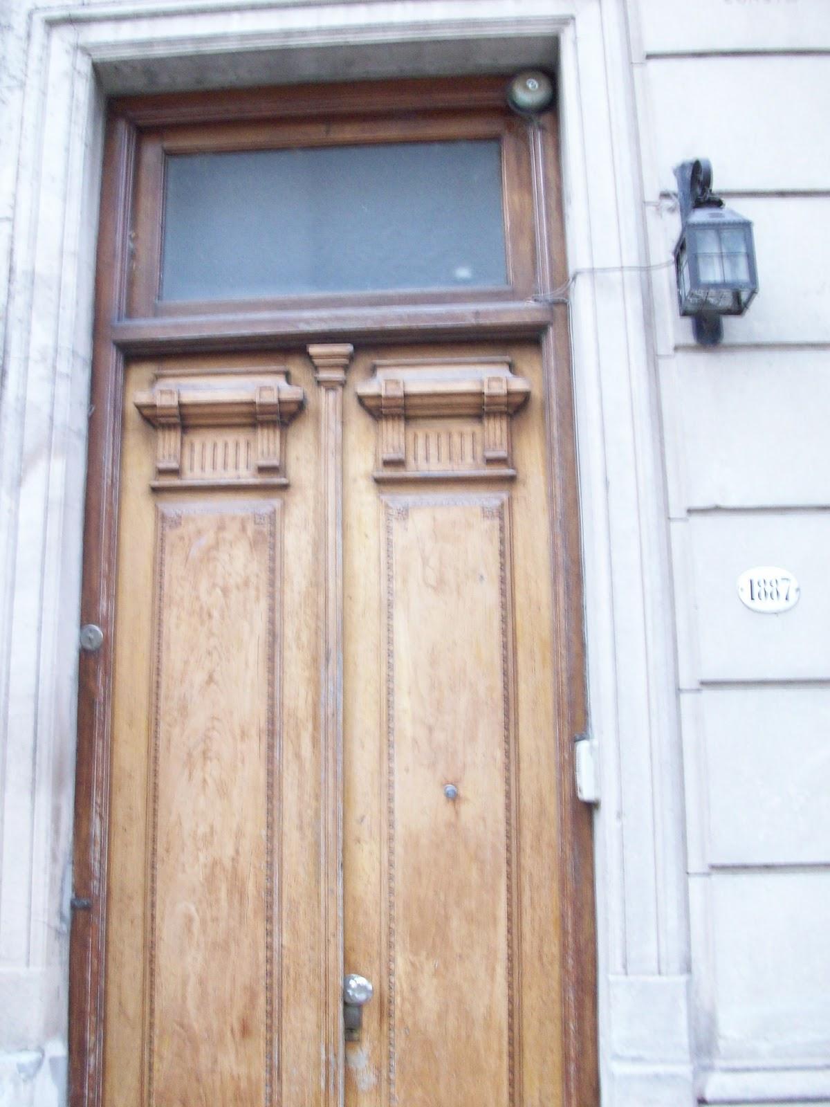 puertas antiguas recicladas
