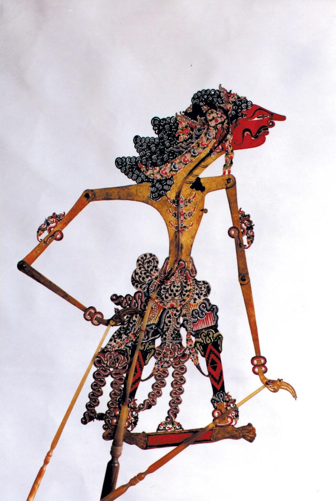 Wisanggeni  koleksi Ki Manteb Wayang Wisanggeni